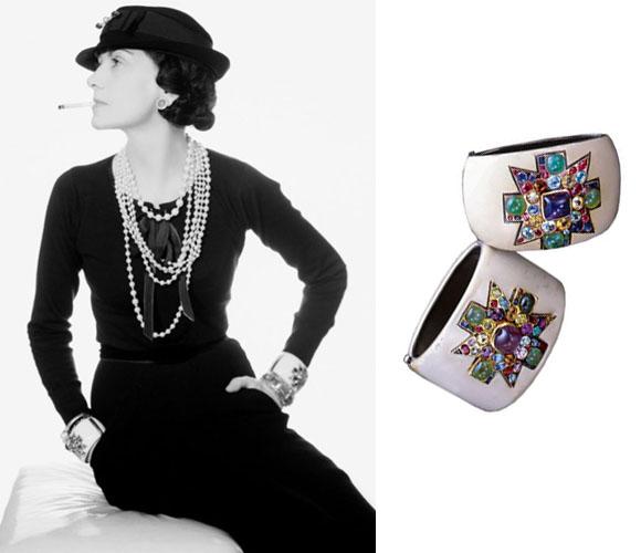 Cooc-Chanel-with-Verdura-bracelet