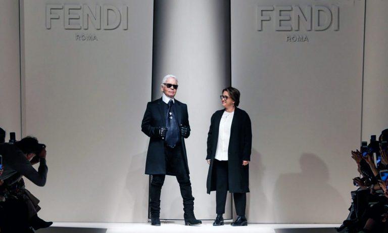 The 50th Anniversary Of Fendi & Karl Lagerfeld