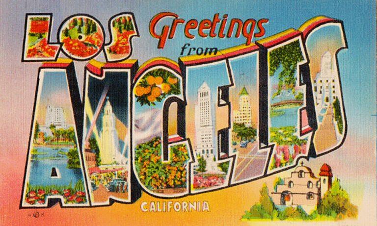 My Los Angeles